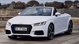 Audi TT Roadster Ultra review