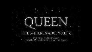 Queen - The Millionaire Waltz - (Official Lyric Video)