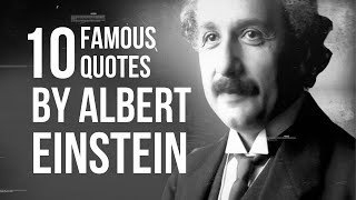 Albert Einstein Quotes | Quotefinder