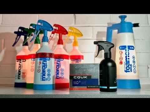 Kwazar Dual Sprayers, Foamer, an Amazing Quick Detailer & CQuartz UK 18mths on!