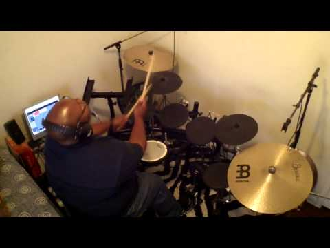 Full Gospel Baptist Church Fellowship International Ministry of Worship - The Anthem (Drum Cover)