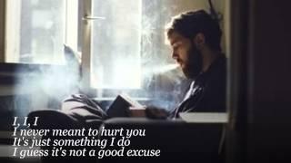 James Blunt - Always hate me (Lyric video)
