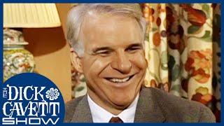Steve Martin Used To Work At Disneyland   The Dick Cavett Show