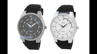 Видео обзор наручных часов QQ Q-990
