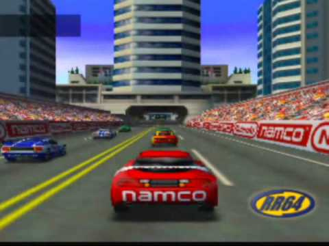 ridge racer 64 nintendo 64