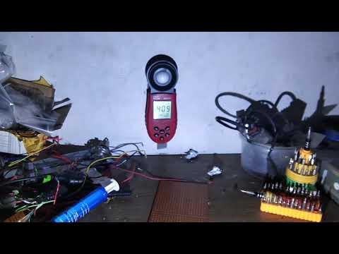 upgrade led XHP70.2 lebih terang 200lux part2