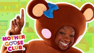 Apples and Bananas + More | Mother Goose Club Nursery Rhymes