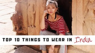 What to Wear in India for Women in the Summer