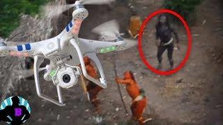 7 Momentos más aterradores captados por DRONES