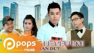 Phim Ca Nhạc Lặng Lẽ Yêu Em - Phan Duy,  NySaki, Hứa Minh Đạt, Thanh Tân