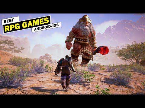 10 Best RPG Games For Android & iOS Of 2021 [ARPG/RPG/MMORPG] #2
