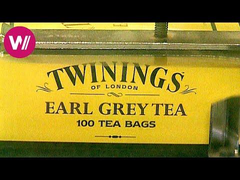 Earl Grey und Darjeeling - Tee, der Geschichte schreibt