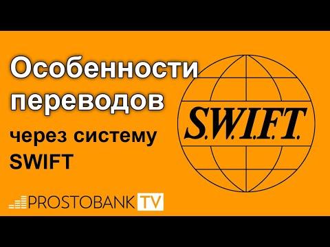Особенности переводов через систему SWIFT в 2021 году