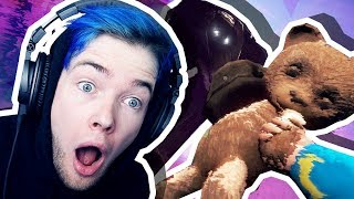 WHAT HAPPENED TO TEDDY?!?!? (Among the Sleep ENDING)