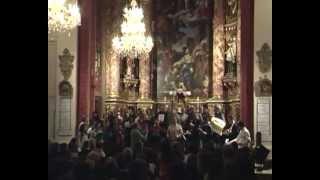 preview picture of video 'CORO DE LA GRANJA. A LA HUELLA. NAVIDAD 2011'
