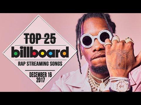 Top 25 • Billboard Rap Songs • December 16, 2017 | Streaming-Charts