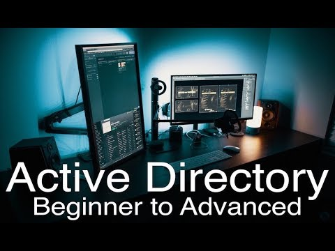 Active directory for beginners