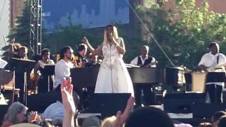 Aretha Franklin - Hooked On Your Love (6-10-17)