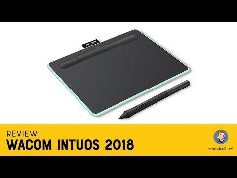 Wacom Intuos Small / Medium (2018) Review