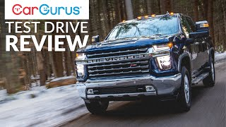2020 Chevy Silverado 2500HD - Meeting worksite and night-out needs