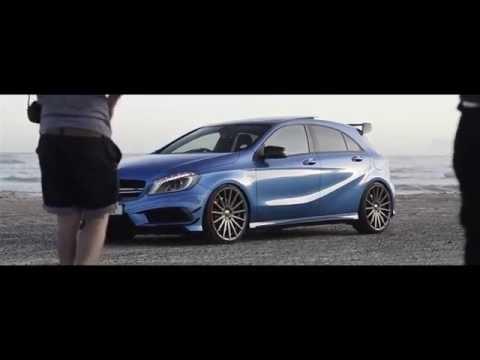 Mercedes Benz  A Class Хетчбек класса B - рекламное видео 3