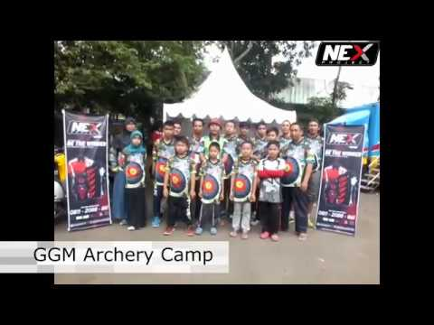 Thanks to from GGM Archery Camp
