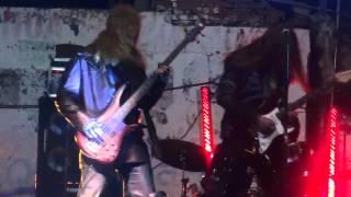 Noche de estrellas fugitivo rock xalitzintl