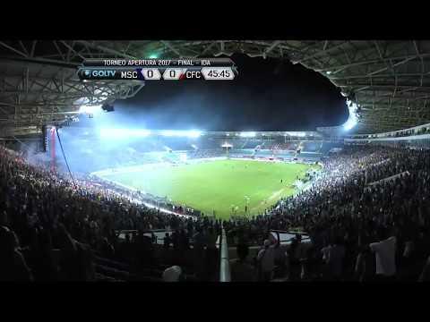 """""""Goles del Azulgrana en la final """"Ida y Vuelta""""  Monagas SC 2-2 Caracas FC #TA2017"""" Barra: Guerreros Chaimas • Club: Monagas"""