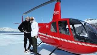 JEFFREE STAR & NATHAN TRAVEL TO: ANCHORAGE, ALASKA | TATTOOS & GLACIERS
