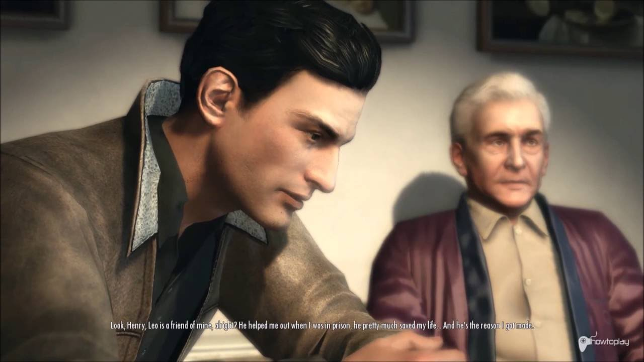 Mafia II A Friend Of Ours ( Chapter 11 ) Game Play