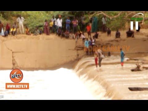 Warbixin : Wabiga Shabeelle Oo Biyo Keenay