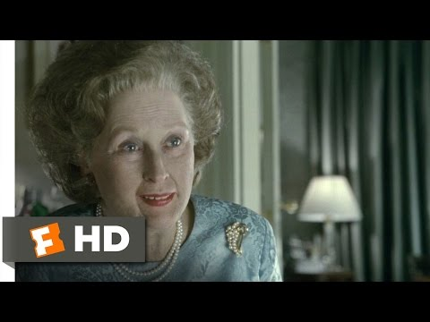 The Iron Lady (1/12) Movie CLIP - An Inspiration to Women (2011) HD