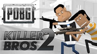 PUBG - Killer Bro Part 2 | Pubg Comedy | Goofy Works | Comedy Toons Cartoon