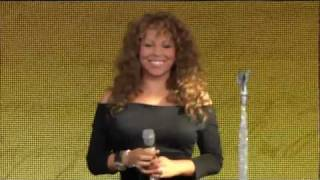 Mariah Carey   I Want Know What Love Is Live