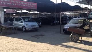 Авто рынок Худжанд