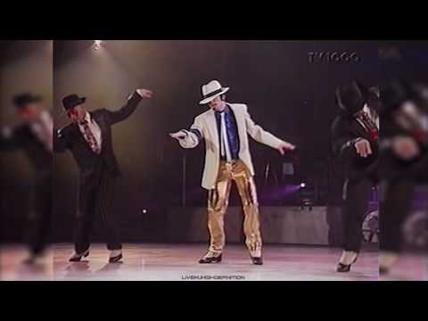 Michael Jackson - Smooth Criminal - Live Gothenburg 1997 - HD