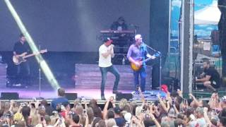 Red White & Country - Cole Swindell *You Should Be Here* 7/3/16