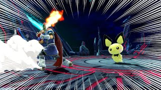 Who Can Kill Pichu at 0%