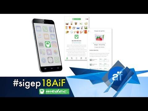 App per acquisto di bicchieri in carta per gelato e bibite - MEDAC