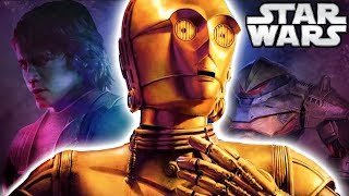 "Did C3PO Know Who ""The Maker"" Was? - Star Wars Explained"