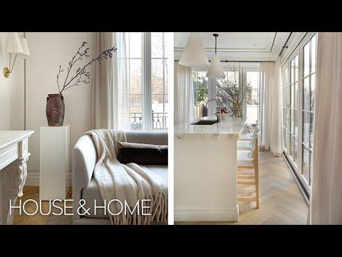 Makeover: A Modern Home Renovation With Elegant Details