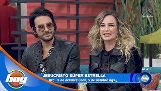 Elenco De Jesucristo Súper Estrella Alistan El Estreno Del Musical | Hoy