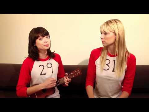 By Garfunkel And Oates The Same Woman  Years Apart