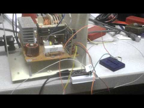 Panasonic microwave inverter hack