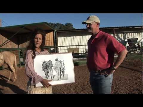 Rhodes and Sons and Paul Cameron Smith | Cowgirl Chicks Never Quit TV Show