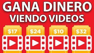 🤑👉Gana $125 Por Día Viendo Videos (🔥Ganar Dinero En Internet🔥)