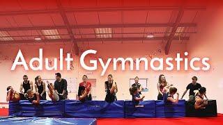 Adult Gymnastics | Discover Adult Gymnastics and Get Involved