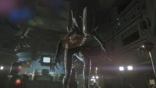 #3. Alien: Isolation. Всё по серьёзке, всё по хардкору