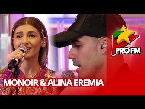 Monoir feat. Alina Eremia - Freeze   ProFM Live Session