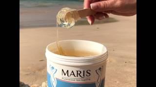Марис. Профессиональная сахарная паста для шугаринга.